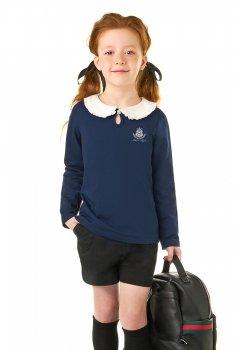 3590f924e50 Джемпер для девочки с длинным рукавом